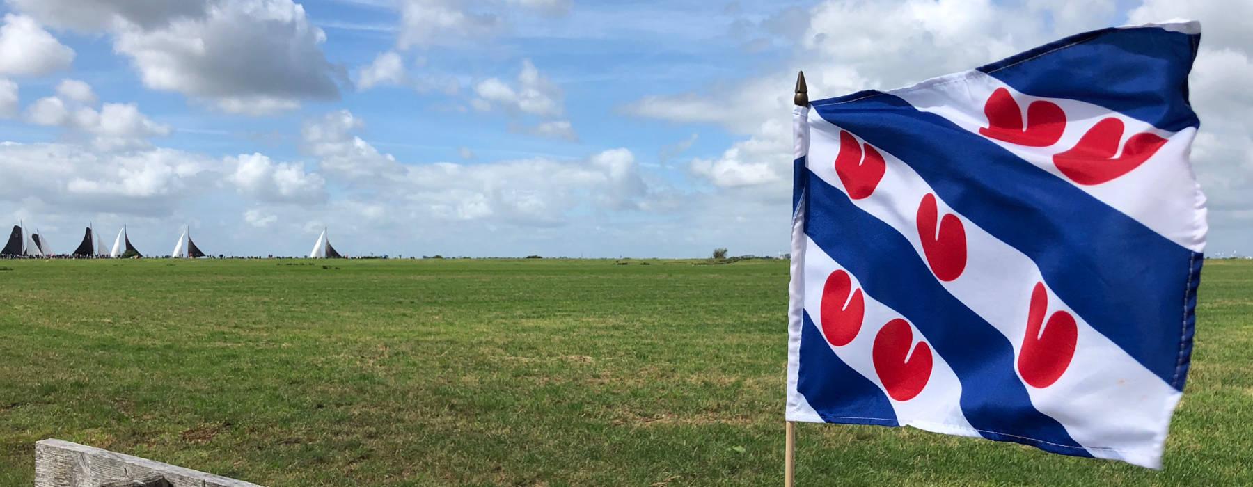 FNP nijs gemeente 1 fryskeflagge