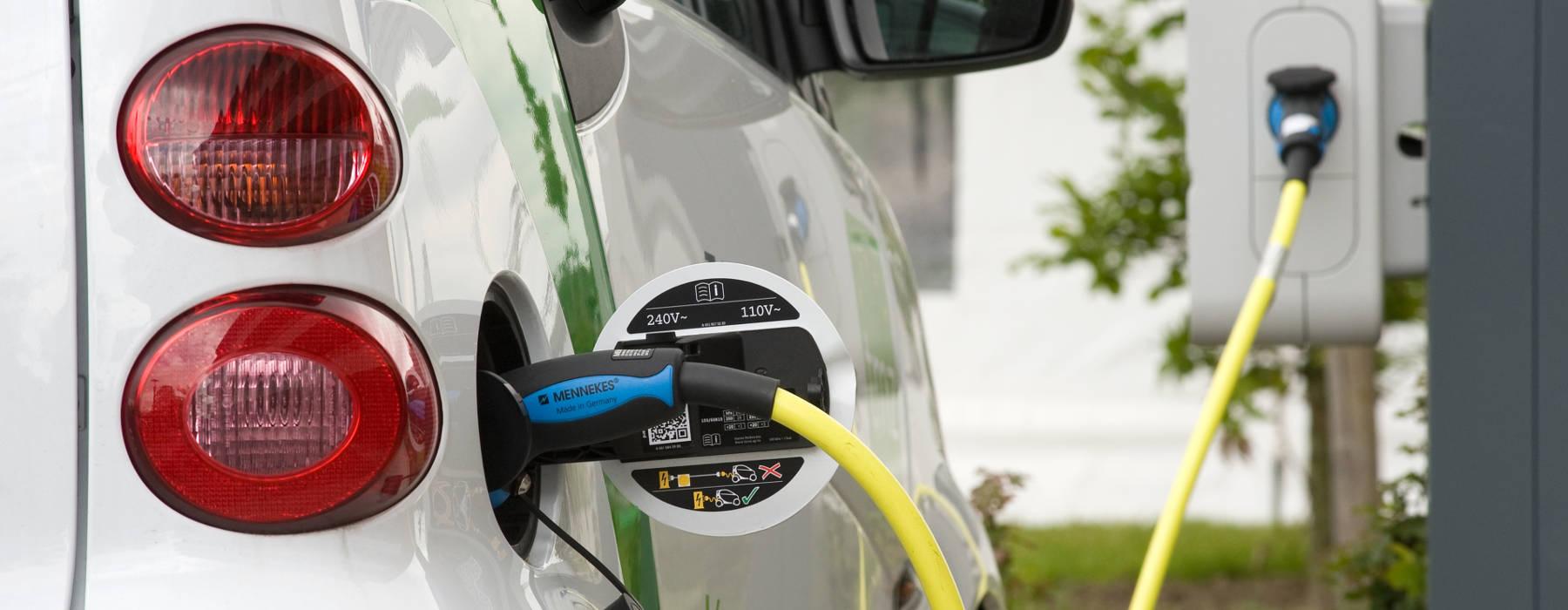 Nijs FNP - Enerzjy en duorsumens - Elektryske auto