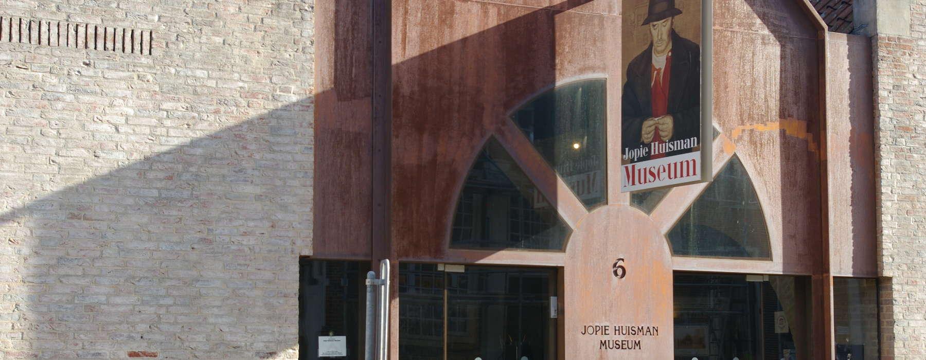 Nijs FNP - Kultuer - Museum Jopie Huisman