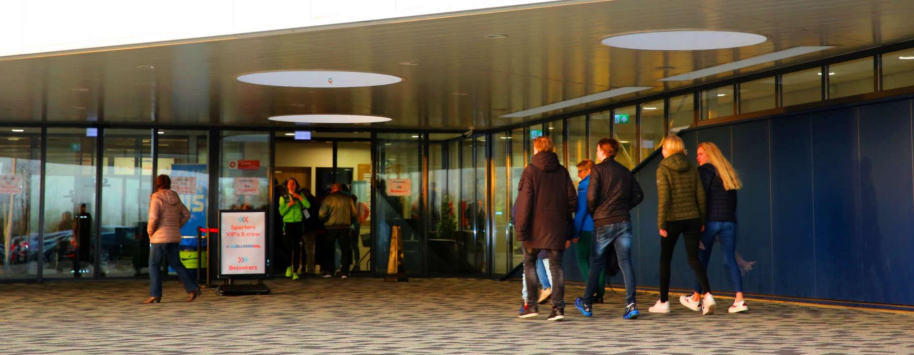 Nijs FNP - Sport - Iishal Ljouwert