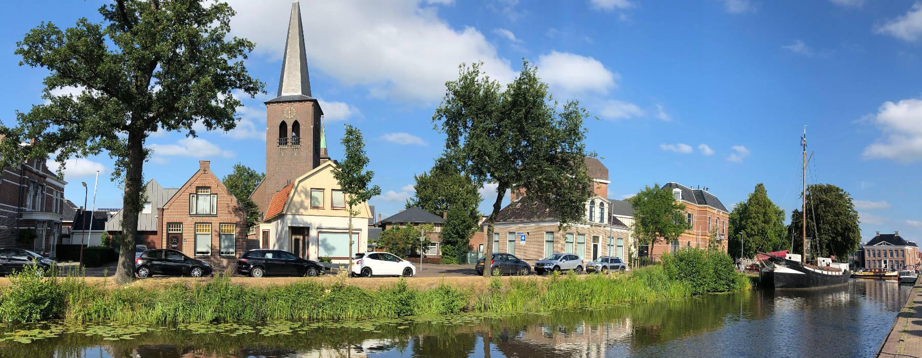 Nijs Gemeente It Hearrenfean - Gracht